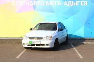 Краснодар Ланос 2008
