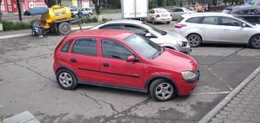 Томск Opel Vita 2001