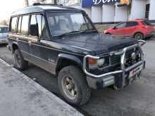 Красноярск Pajero 1987