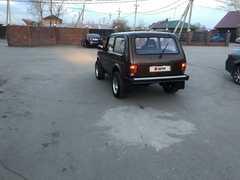 Иркутск 4x4 2121 Нива 1985