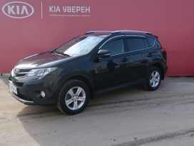 Новосибирск Toyota RAV4 2013