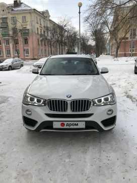 Озёрск BMW X4 2014