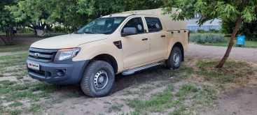 Уфа Ranger 2012