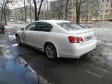 Москва Lexus GS460 2007