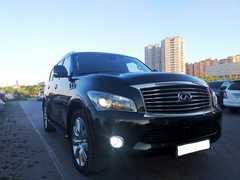 Омск QX56 2012