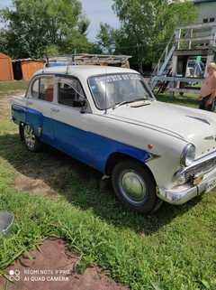 Уссурийск 407 1962