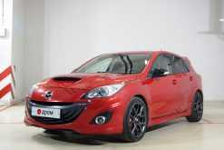 Москва Mazda3 MPS 2012