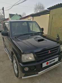Нягань Pajero Mini 2006