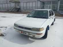 Улан-Удэ Corolla FX 1989