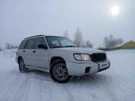 Новокузнецк Forester 1999