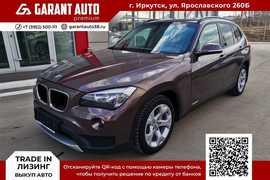 Иркутск BMW X1 2013