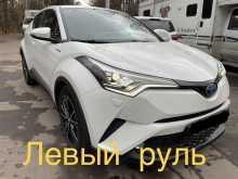 Москва C-HR 2018
