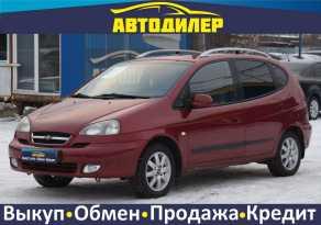 Новокузнецк Rezzo 2007