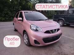 Томск Nissan March 2016