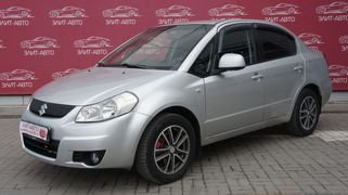 Астрахань SX4 2007