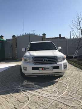 Казань Land Cruiser 2011