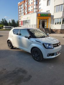 Новосибирск Ignis 2016
