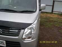 Краснозёрское Wagon R 2012
