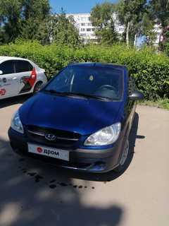 Омск Hyundai Getz 2010