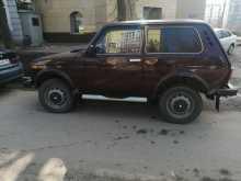 Липецк 4x4 2121 Нива 2012