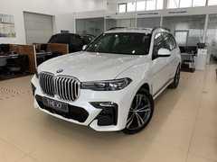 Новосибирск BMW X7 2021