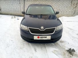 Брянск Skoda Rapid 2015