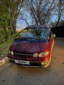 Новосибирск Estima Lucida 1997