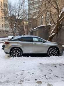 Москва Lexus RX300 2020
