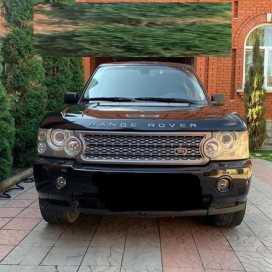 Владикавказ Range Rover 2007