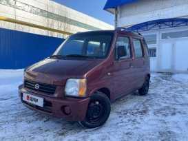 Нижнекамск Wagon R 2000