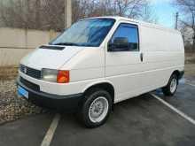 Калининская Transporter 1991