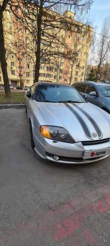 Москва Tiburon 2002