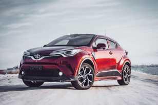 Якутск Toyota C-HR 2017