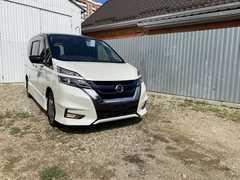 Краснодар Nissan Serena 2018