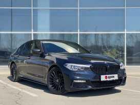 Иркутск BMW 5-Series 2018