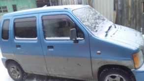 Шадринск Wagon R Wide 1998
