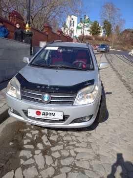 Томск MK Cross 2012