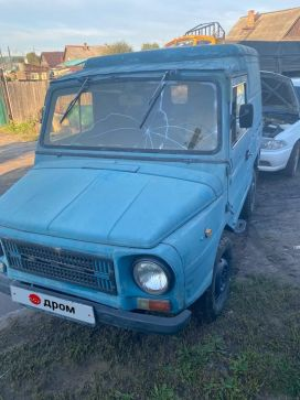 Тайшет ЛуАЗ-969 1989