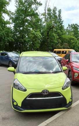 Краснодар Toyota Sienta 2016