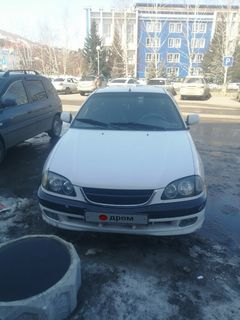 Горно-Алтайск Avensis 2002