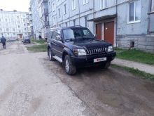 Жешарт Land Cruiser Prado