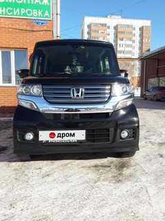 Омск Honda N-BOX 2014