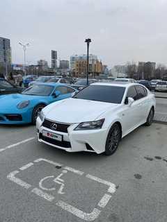 Барнаул GS350 2013