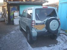 Горный Pajero Mini 2003
