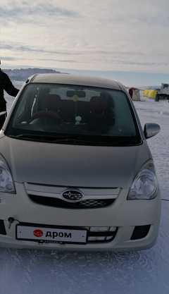 Анадырь Subaru Pleo 2011