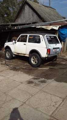 Луга 4x4 2121 Нива 1998