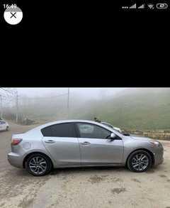 Каспийск Mazda3 2011