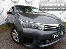 Уфа Corolla FX 2013