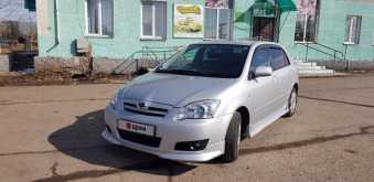 Шарыпово Corolla Runx 2006
