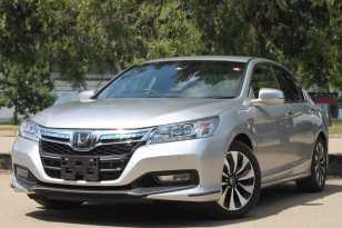 Сочи Honda Accord 2015